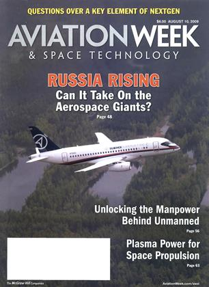 Cover for the August 10 2009 issue