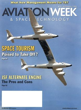 Cover for the September 7 2009 issue