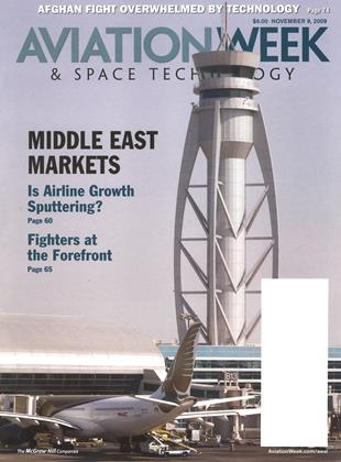 Cover for the November 9 2009 issue