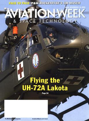 Cover for the November 16 2009 issue