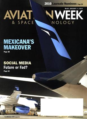 Cover for the January 11 2010 issue