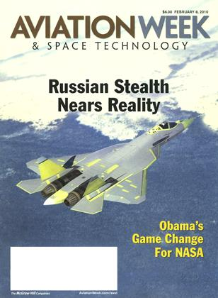 Cover for the February 8 2010 issue