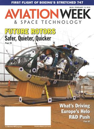 Cover for the February 15 2010 issue