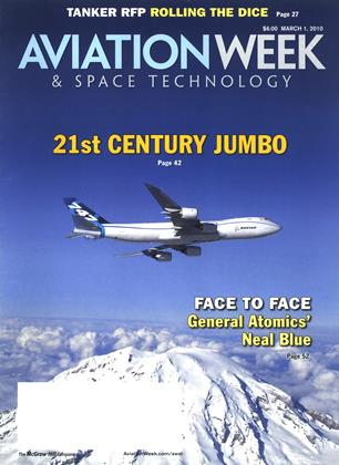 Cover for the March 1 2010 issue