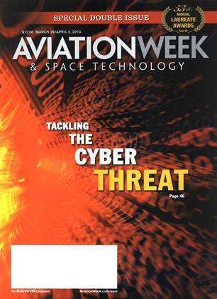 Cover for the March 29 2010 issue