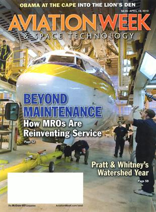 Cover for the April 19 2010 issue