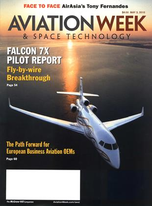 Cover for the May 3 2010 issue