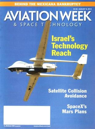 Cover for the August 9 2010 issue
