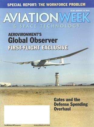 Cover for the August 16 2010 issue