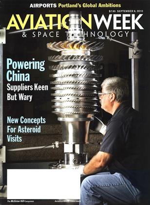 Cover for the September 6 2010 issue