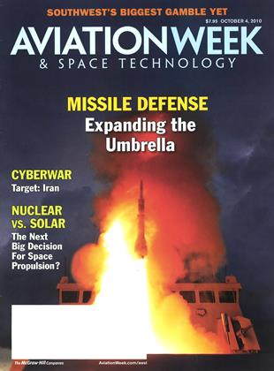 Cover for the October 4 2010 issue