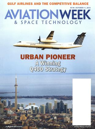 Cover for the October 11 2010 issue