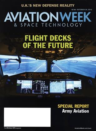 Cover for the October 25 2010 issue