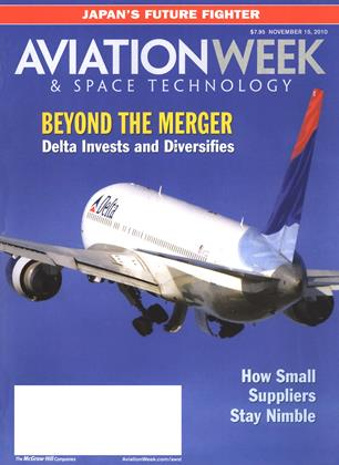 Cover for the November 15 2010 issue