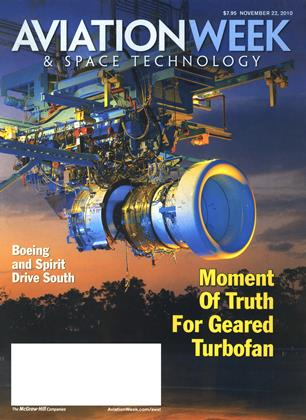 Cover for the November 22 2010 issue
