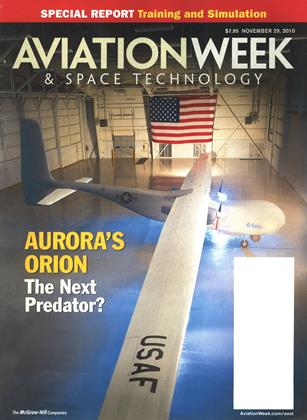 Cover for the November 29 2010 issue