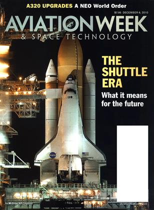 Cover for the December 6 2010 issue