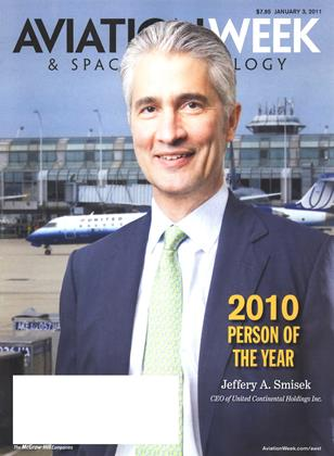 Cover for the January 3 2011 issue