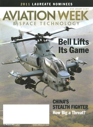 Cover for the January 10 2011 issue