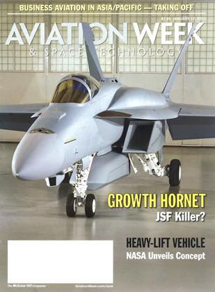 Cover for the January 17 2011 issue