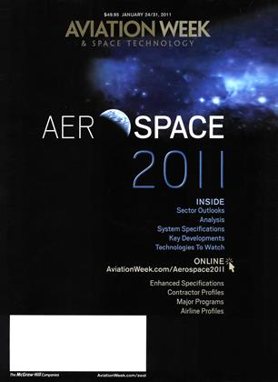 Cover for the January 24 2011 issue