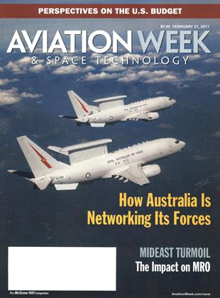 Cover for the February 21 2011 issue