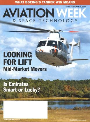 Cover for the February 28 2011 issue