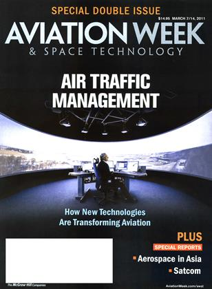 Cover for the March 7 2011 issue
