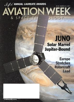 Cover for the March 21 2011 issue