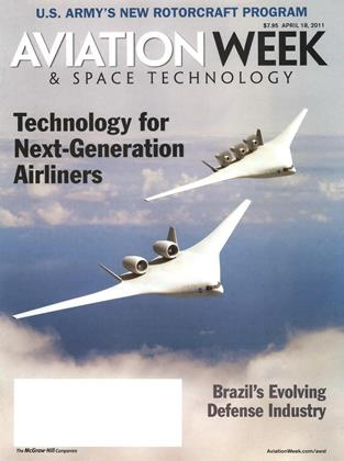 Cover for the April 18 2011 issue