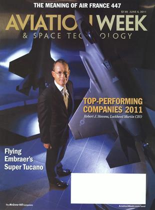 Cover for the June 6 2011 issue