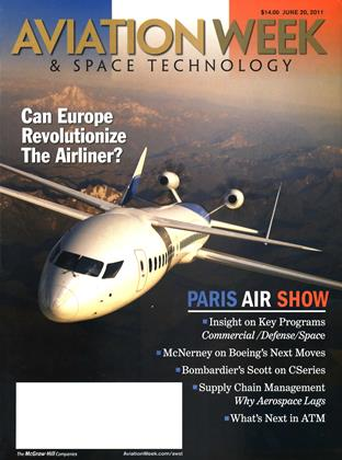 Cover for the June 20 2011 issue