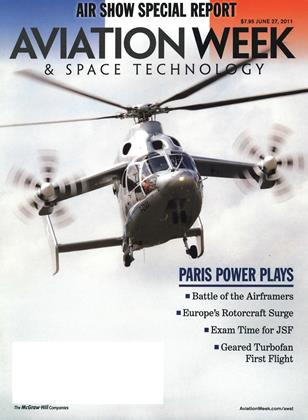 Cover for the June 27 2011 issue