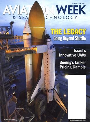 Cover for the July 4 2011 issue