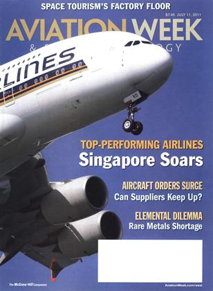 Cover for the July 11 2011 issue