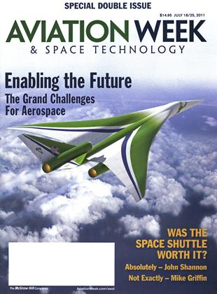 Cover for the JULY 18/25 2011 issue