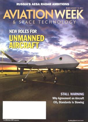Cover for the AUGUST 15 2011 issue