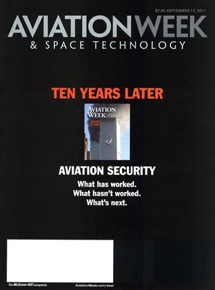 Cover for the SEPTEMBER 12 2011 issue