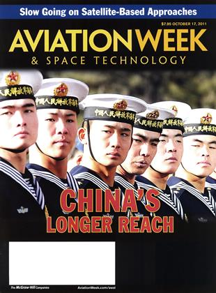 Cover for the October 17 2011 issue