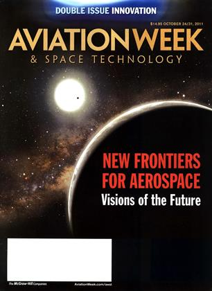 Cover for the OCTOBER 24/31 2011 issue