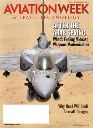 Cover for the November 7 2011 issue