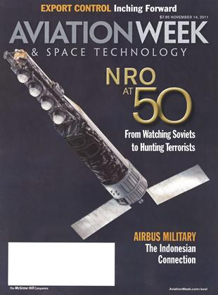 Cover for the November 14 2011 issue