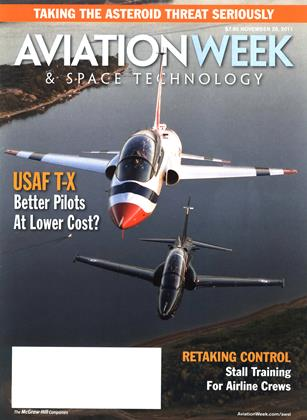 Cover for the November 28 2011 issue