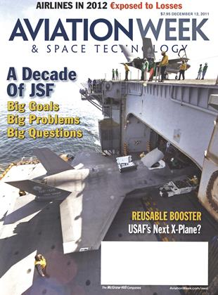 Cover for the December 12 2011 issue