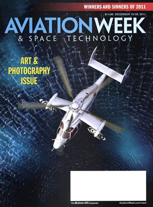 Cover for the December 19 2011 issue