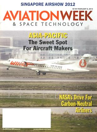 Cover for the February 6 2012 issue