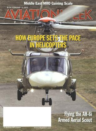 Cover for the February 13 2012 issue