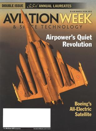 Cover for the March 19 2012 issue