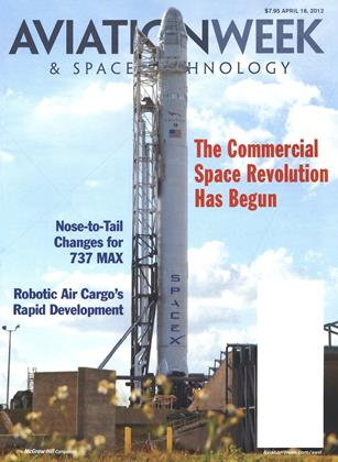 Cover for the April 16 2012 issue