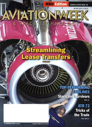 Cover for the July 2 MRO Edition 2012 issue